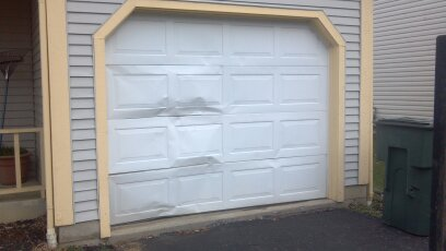 Merveilleux High Quality Repair And Installation Of Broken Garage Door Panels In San  Jose